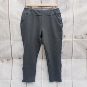 Soft Surroundings Perfect Ponte Pull-On Ankle Pant